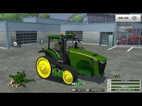 115 test mod full hd tracteur john deere sur chenille - Dessin anime de tracteur john deere ...