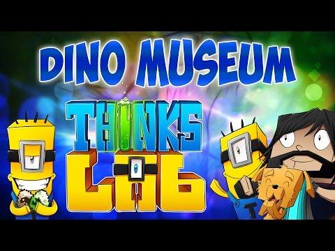 Minecraft Mods : Think's Lab - Kevin's Dinosaur Homework! video
