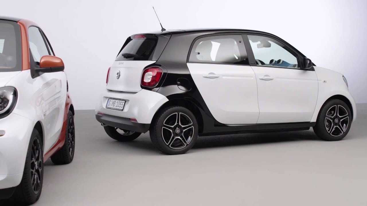 smart forfour 2014 youtube autos weblog. Black Bedroom Furniture Sets. Home Design Ideas