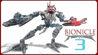 Zagrajmy w Bionicle Heroes #3 - Góra Thoka
