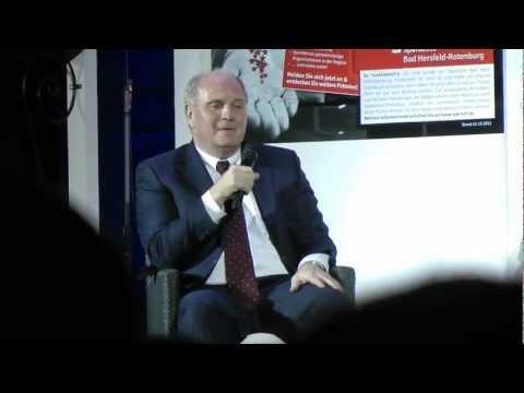 Uli Hoeneß erzählt Anekdote über David Alaba und Franck Ribéry