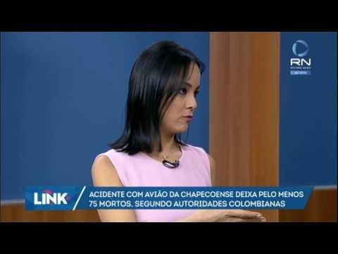 Repórter Janice Castro fala como recebeu notícia sobre a tragédia da Chapecoense