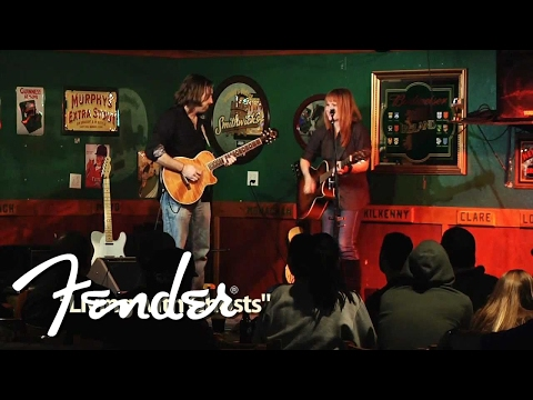 Fender Acoustasonic Amp Demo