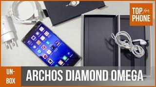 ARCHOS DIAMOND OMEGA - déballage par TopForPhone