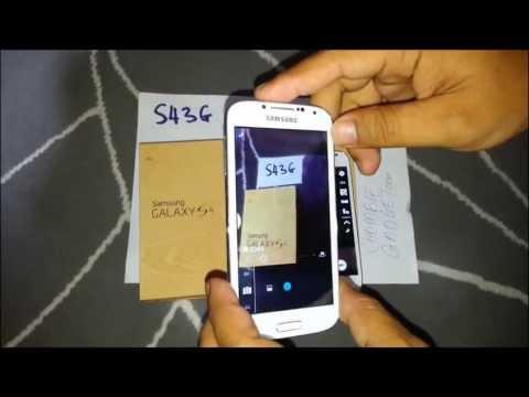 Galaxy S4 King vs Galaxy S4 3G Korea Set
