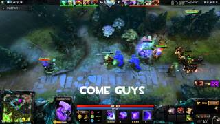DoTa 2 trolling with Faceless Void