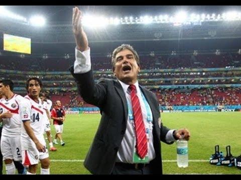Como vive Jorge Luis Pinto los partidos.