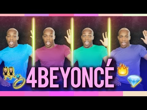 4 Beyonce from Todrick