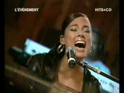 Alicia Keys - Medley
