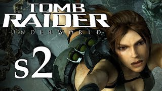 Tomb Raider: UnderworldS2 - Stuck in Freefall