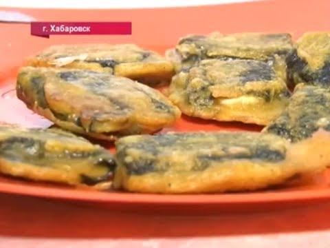 Дальневосточный рецепт. Зимнее блюдо для вегетарианцев. GuberniaTV