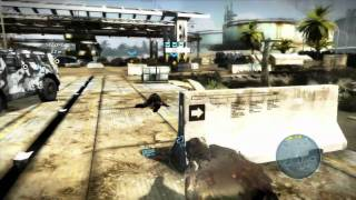 Ghost Recon Future Soldier - Nigeria Gameplay Trailer HD