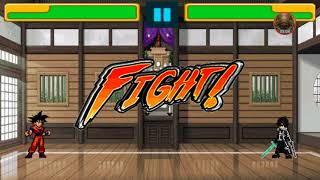 Anime fighter 2018.bad butt fun and funny game