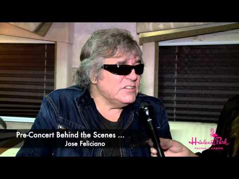 Jose Feliciano Concert at Hialeah Park