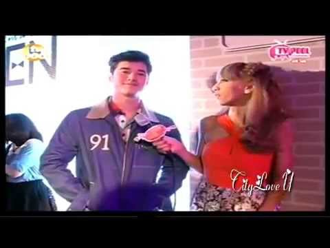 TV Pool – Mario Maurer at Central Chidlom : 22 May 2013
