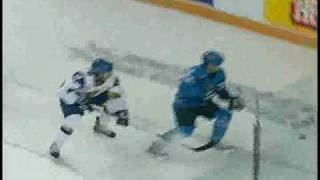 World Junior Championship 2009 Finland - Kazakhstan