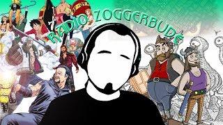 Radio Zoggerbude - April 2019 - One Piece, Asterix, Undertaker, Bücherdrache
