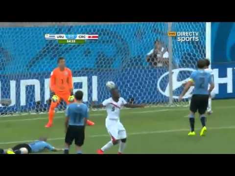 Uruguay 1   Costa rica 3  Mundial Brasil 2014 - Directv sports