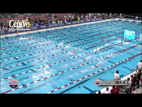 Women&#039;s 100m Butterfly A Final   2012 Columbus Grand Prix