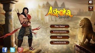 Chakravartin Ashoka samrat: The game Android Gameplay