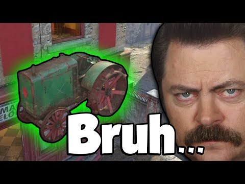 PROP HUNT! (Call of Duty: WW2 Prop Hunt)