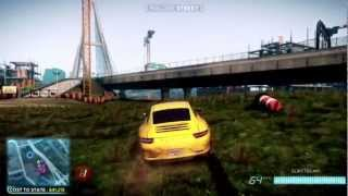 Need for Speed Most Wanted - Gameplay |HD|