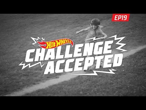 Bomb The Dirt Path - Hot Wheels Challenge Accepted