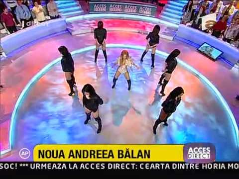 Andreea Balan - Trippin (22.04.2010) video
