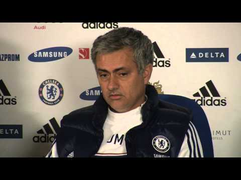 Jose Mourinho: I phoned Alan Pardew after headbutt incident