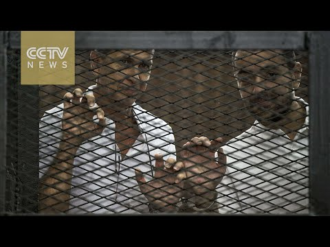 Al-Jazeera's journalist released from Cairo jail