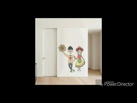 Top Most Wall Stickers Decoration Designs For Bedroom,Living room, Kitchen and Kids Room