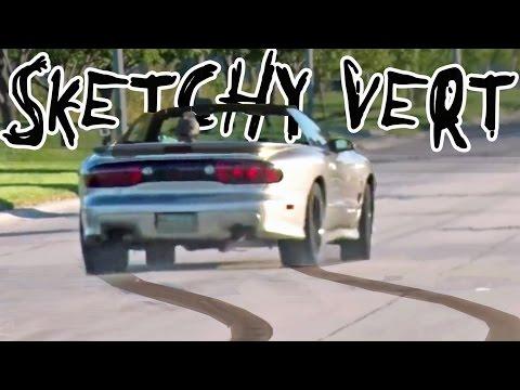 The SKETCHY 'VERT vs ZR1 & Turbo Camaro