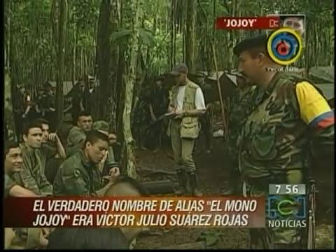 Surge Pugna interna en Las Farc tras muerte de Alias Mono JOJOY por suceción de la cúpula.
