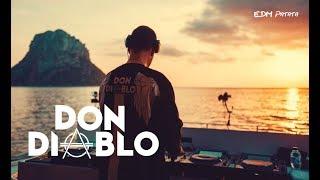 Don Diablo [Drops Only] - Sunset DJ set on EPIC Ibiza Boat