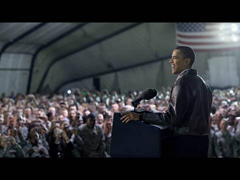 President Obama's Surprise Visit to Afghanistan