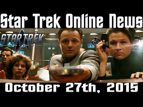 Star Trek Online News - October 27th, 2015 - Season 11 New Dawn