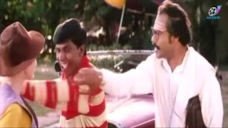 Vadivelu Comedy | Ganga Gowri Comedy | Part - 4 | Arun Vijay | Dindigul I. Leoni