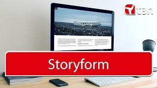 Storyform: Schicke WordPress-Artikel mit wenigen Klicks