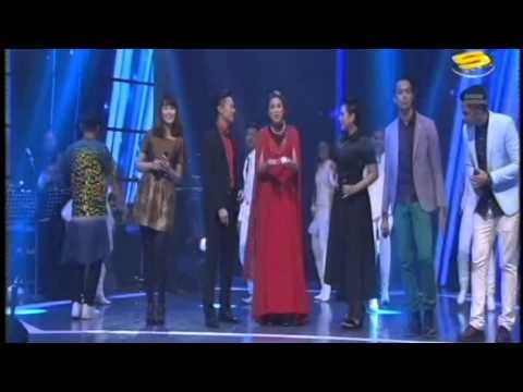 Awi Rafael, Alif Aziz,Black,Dayang Nurfaizah, Misha Omar,Sleeq n Soo Wincci