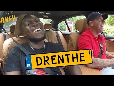 Royston Drenthe - Bij Andy in de auto! deel 1