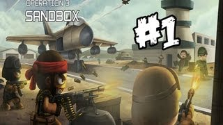 Tiny Troopers 2: Special Ops [Operation 3: Sandbox] Mission 1 Gameplay [HD]