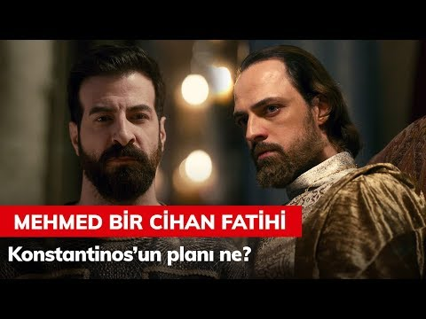 Konstantinos'un, Mehmed ile ilgili  planı ne? - Mehmed Bir Cihan Fatihi 1. Bölüm