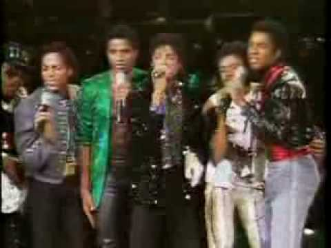 The Jackson 5 - I'll Be There live