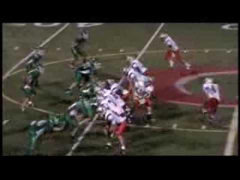 Hayden Welch - 2011 Football Highlights at Fairfield Christian Academy