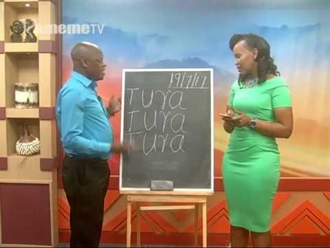 Menya Ruthiomi na Ihugo wa Njeri- Tukimenya Kiugo 'Tura'