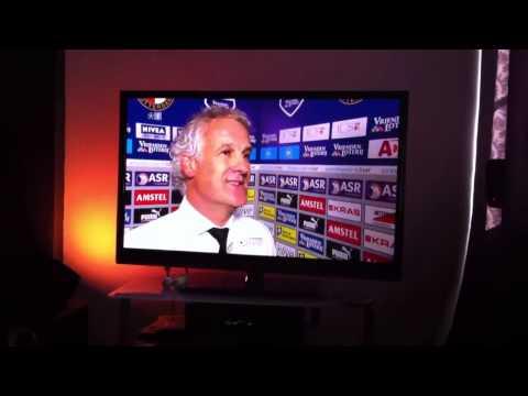 Feyenoord Vs PSV 2011 Fred Rutten