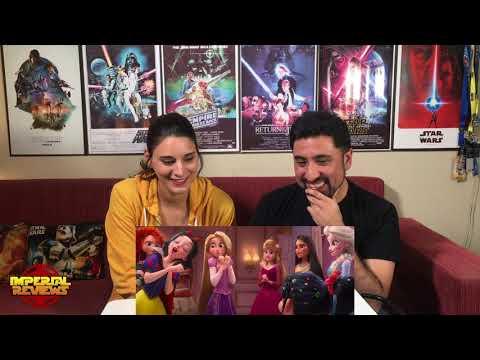 Wifi Ralph Trailer (Ralph El Demoledor 2) -  REACCION!!!