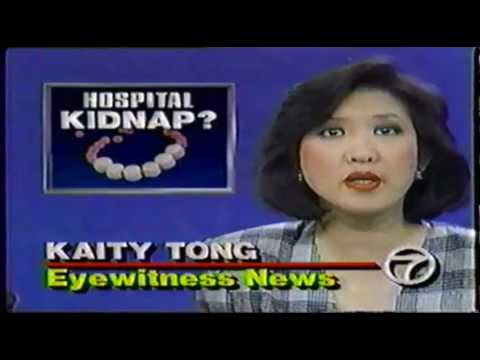 NEWSFLASH - WABC Eyewitness News - April 1987