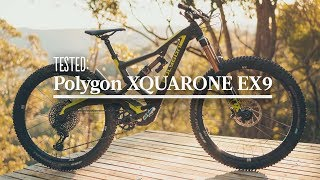 Tested: Polygon XQUARONE EX9