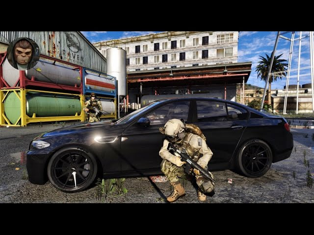 GTA 6 Graphics - Shooting Gameplay! ✪ M.V.G.A. -  Ultra Realistic Graphic ENB MOD PC